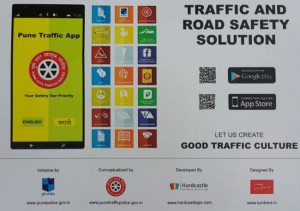 Pune Traffic App by Hardcastle